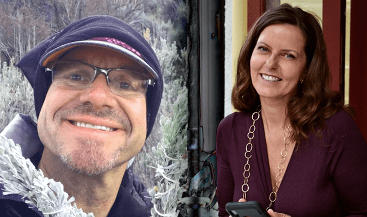 Podcast #44 Dr. Mary Clifton & Dan Miller