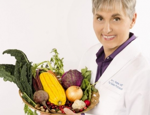 Podcast #50 Dr. Terry Wahls